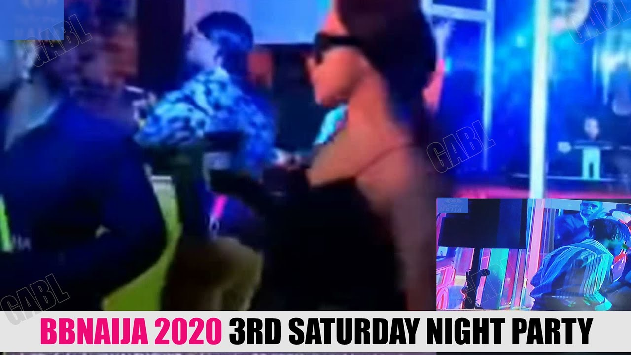 Download BBNaija Season 5 Lockdown 2020 THIRD Saturday Night Party as Housemates Rocked the Party | Latest