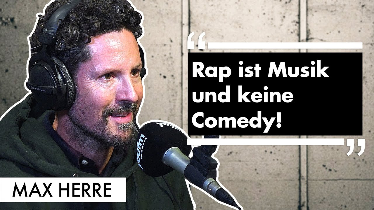 MAX HERRE Interview: Sein rappender Sohn, Videodreh mit Trettmann, Musik gegen Rechts