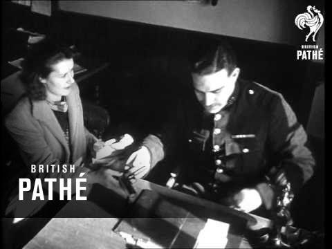 Post-War Arms Amnesty (1940-1949)