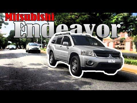 REVIEW Mitsubishi Endeavor 2006