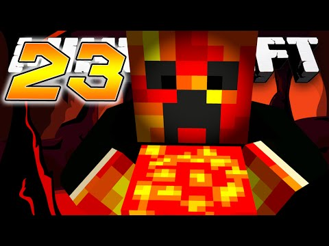 THE FACTION GODS?! - Epic Volcanic Factions Challenge Series - #23 (Minecraft Factions)