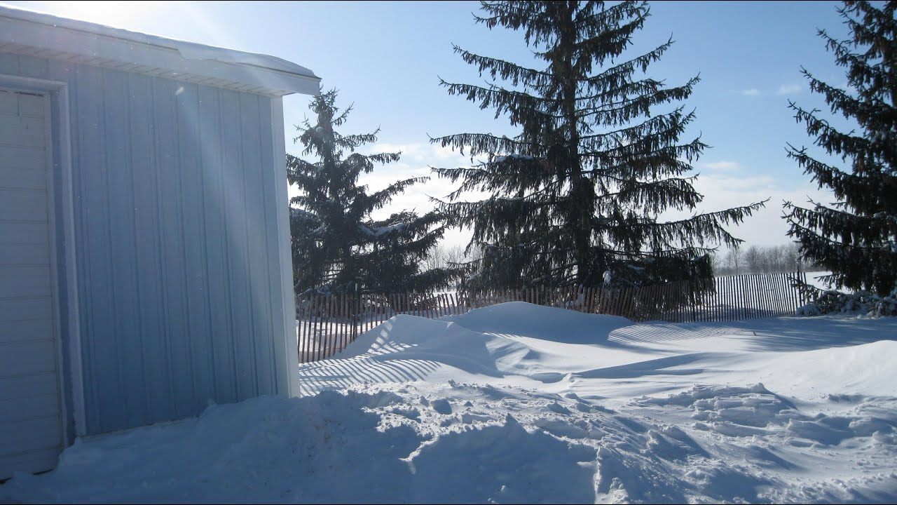 How to put up a snow fence youtube publicscrutiny Image collections
