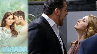 ¡Prudencia le pide el divorcio a Luis! | Sin tu mirada - Televisa