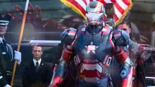 Кино Фильм Железный Человек 3, Iron Man 3