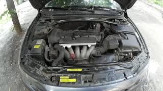 Вой двигателя Volvo S60