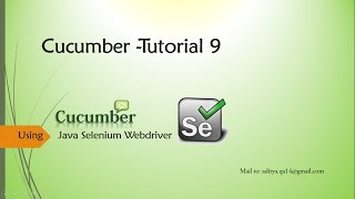 Parallel testing in Cucumber step by step