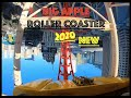 Big Apple Coaster front seat POV(HD) New York, New York Hotel & Casino/2020