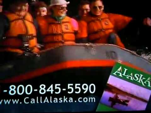 Alaska Tourism Commercial