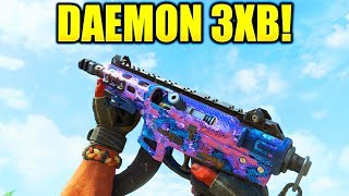 *NEW* DAEMON 3XB GAMEPLAY BLACK OPS 4 NEW DLC WEAPONS! BO4