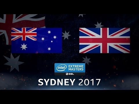 Team Australia vs. Team UK [Cache] Showmatch - IEM Sydney 2017 - Español