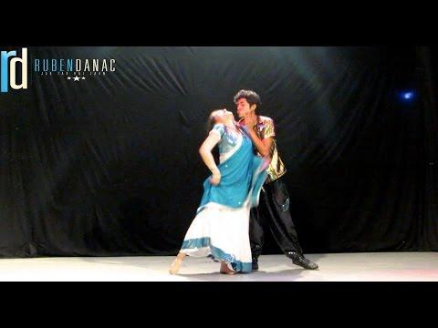 Mat Maari Perfomance R Rajkumar - RubenDanAc Dance Bollywood
