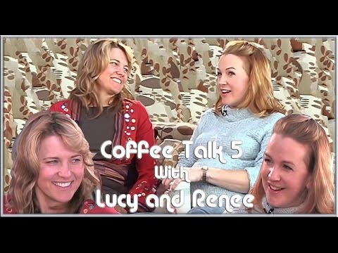 Lucy Lawless & Renee O'Connor  Coffee Talk 5