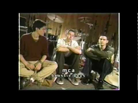 Beastie Boys HD :  Hello Nasty On MTV News 1515 - 1998