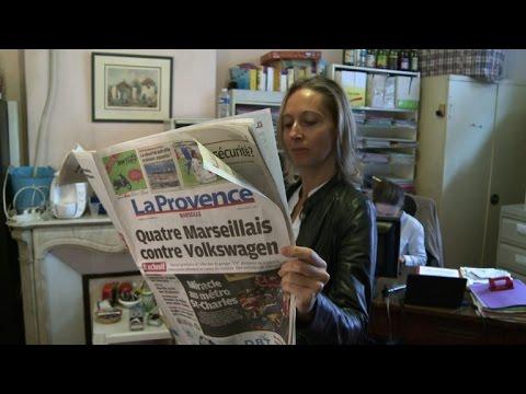 Marseille des automobilistes portent plainte contre for Portent not working