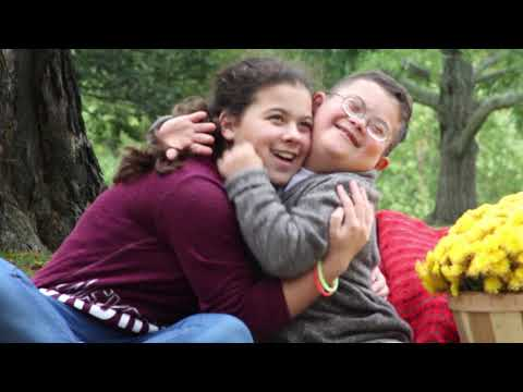 Autumn Photo Session for The Down Syndrome Society of Rhode Island