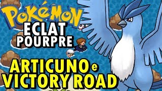 Pokémon Eclat Pourpre (Detonado - Parte 23) - ARTICUNO e VICTORY ROAD
