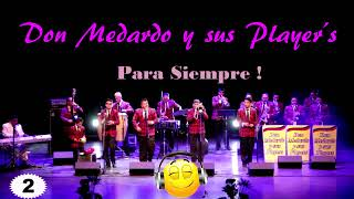 Don Medardo y sus Players - Gustavo Velasquez  -  Mix.Dj