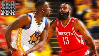 Warriors Fall To Rockets And Lose Draymond Green