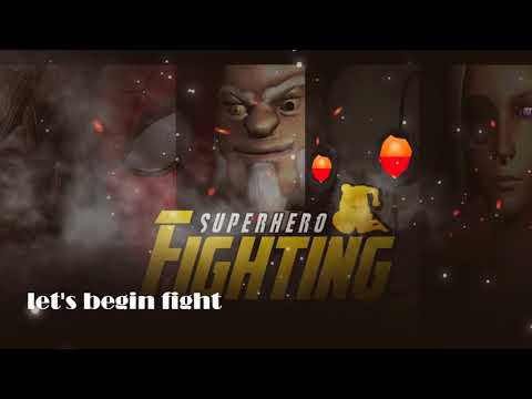 Super Kungfu vs Superhero fighting game 2018