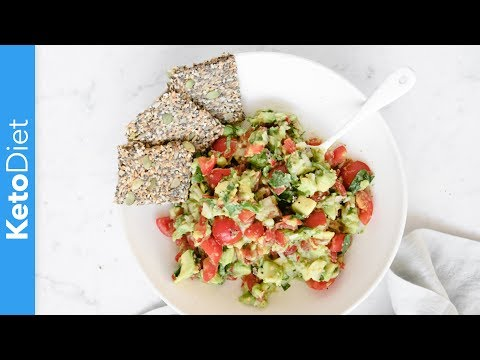 keto-diet:-quick-&-easy-guacamole