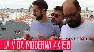 La Vida Moderna 4x150...es llamar a tu wifi Martin Router King