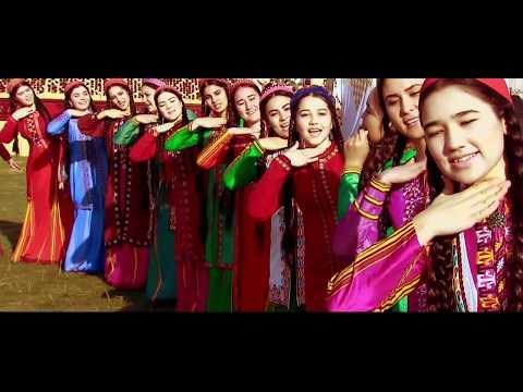 Turkmen music - Oghlan bakhshi - Dostum sen