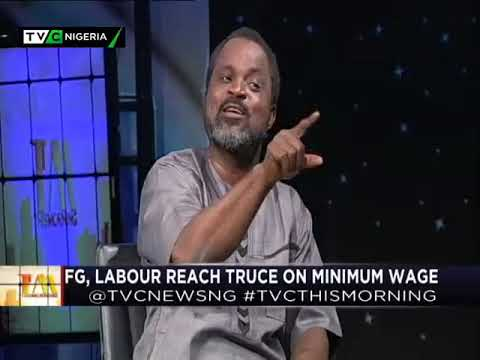 TVC This Morning 10th January, 2019| F.G., Labour reach truce on minimum wage