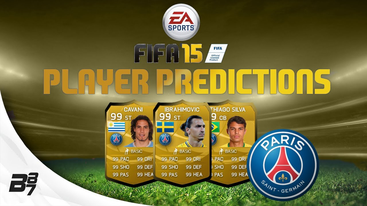 Ibrahimovic Player Prediction W Cavani Fifa 15 Ultimate Team Youtube
