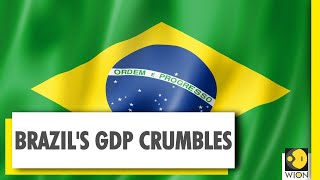 Brazil's GDP Probably Crumbled 9.4% In Second Quarter   Economy   Markets   WION