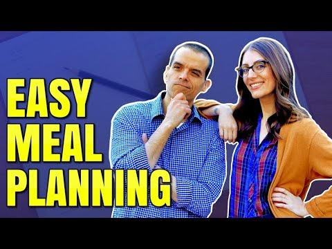 10 Vegan Meal Planning Tips / Whole Food Plant Based Meal Planning