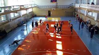 Чемпіонат України з волейболу за 6 жовтня, серед жіночих команд Педуніверситет-ШВСМ та Білозгар