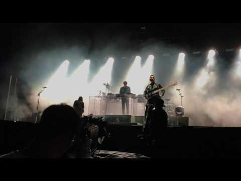 The xx live at FUJI ROCK 2017 full show (1440P)