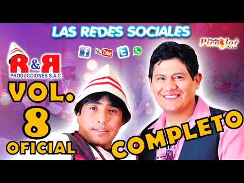 CHOLO JUANITO y Richard Douglas - Las Redes Sociales (Vol. 8 Oficial)