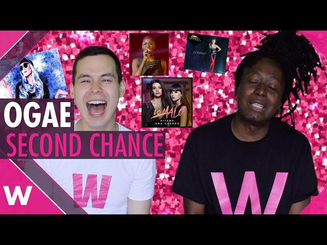 OGAE Second Chance Contest 2018: Our Top 3