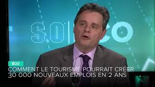 SO Eco - La stratégie touristique de la région