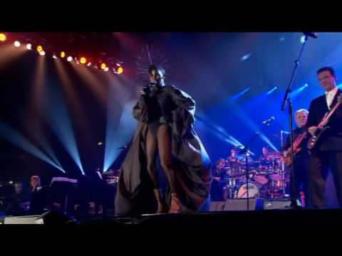 Grace Jones - Slave to the Rhythm - Live At Wembley Arena, London 2004