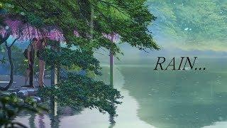 The Garden of Words - AMV (Rain)