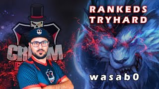 DIRECTO - ¡RANKEDS TRYHARD! - Arena of Valor Español - wasab0
