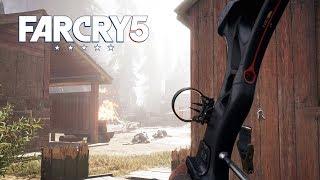FAR CRY 5 #2 - Furtividade Seguida de Explosões! (Gameplay em Português PT BR no PS4 PRO - BRKsEDU)