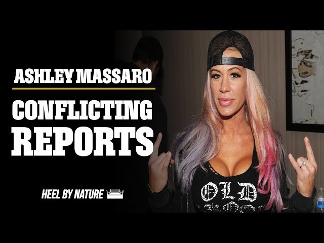 Conflicting Reports On Ashley Massaro\'s Cause Of Death