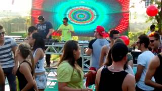 LIBERTY PVT - 27/04/2014 - DJ Johnny Bass x DJ Tone Set