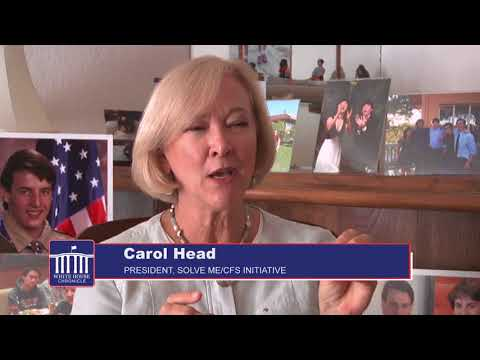 Living with ME/CFS: Tom Camenzind's Story White House Chronicle