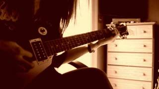 """Kip Moore's """"Somethin' 'bout A Truck"""" electric guitar cover"""