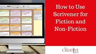 Writing Tips for Fiction and Non-Fiction with Scrivener