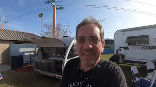 Florida RV SuperShow 2020 - nuCamp Teardrops and a Truck Camper