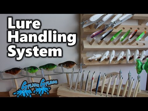 Lure Handling System