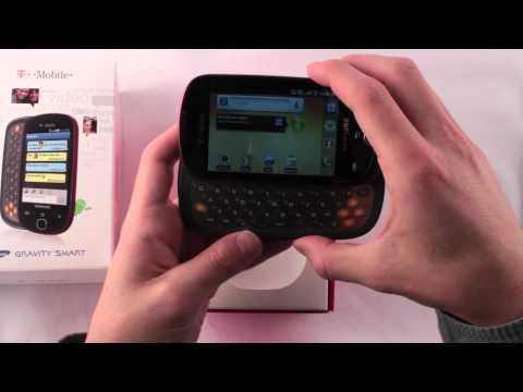 Hands-On: Samsung Gravity Smart