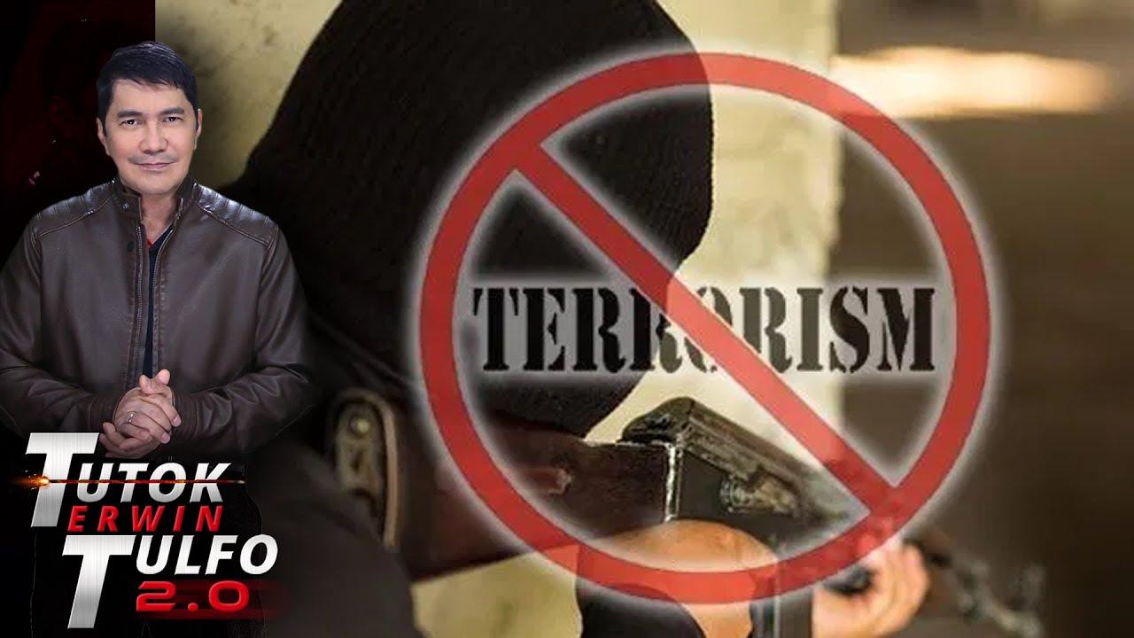 MALACANANG TATALIMA KUNG  SASABIHIN NG KORTE SUPREMA NA ILIGAL ANG ANTI-TERROR LAW.