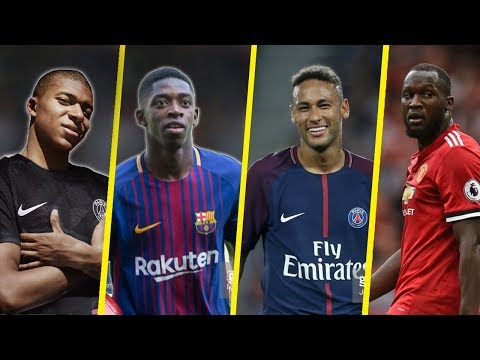 Top 10 Most Expensive Football Transfers 2017/18 HD