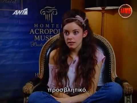 Nikki Ponte - X Factor 3 Greece - Live Show 7
